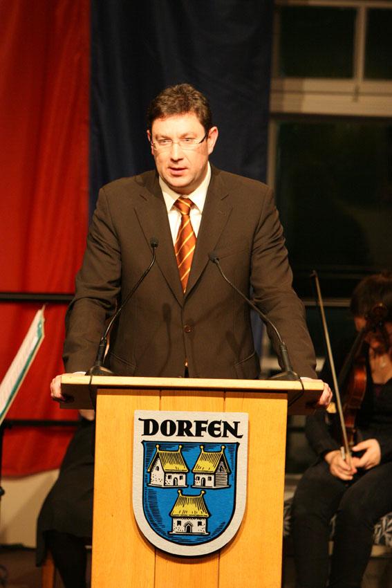 Martin Bayerstorfer, Landrat des Landkreises Erding