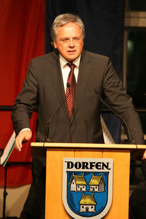 Christoph Hillenbrand, Regierungspräsident von Oberbayern