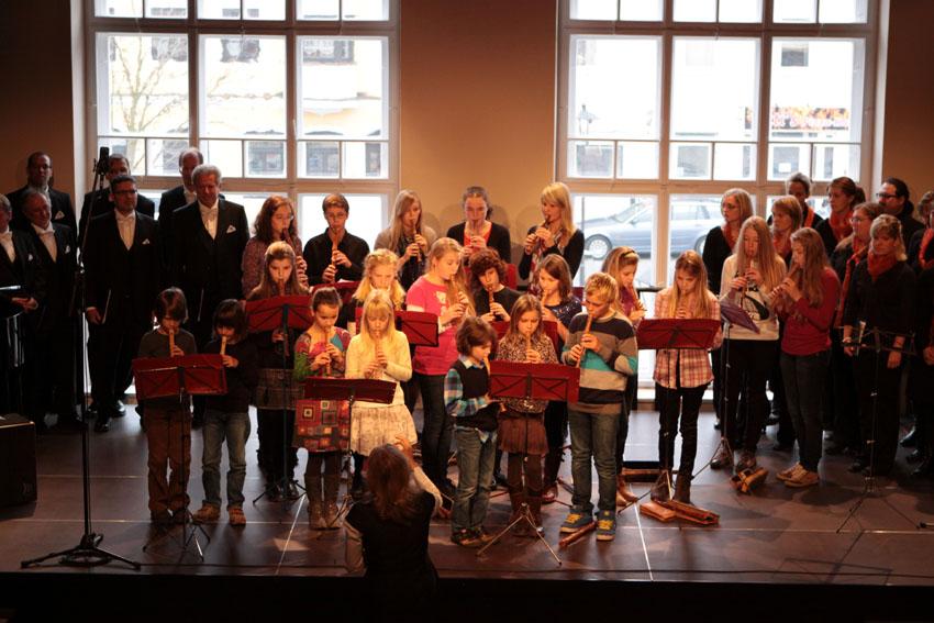 Flötenensemble Gelsheimer