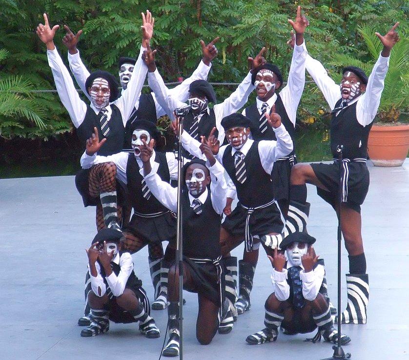 Gumboot Dance Show