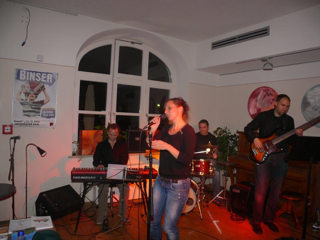 Helga Brenninger & Band
